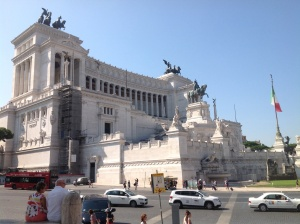 Tomb of Unknown Soldier - Rome