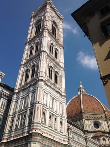 "The Basilica di Santa Maria del Fiore (English, ""Basilica of Saint Mary of the Flower"")"