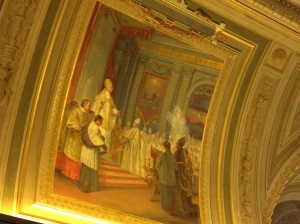 Ceiling Vatican Museum