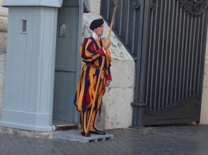 Pope's Guard