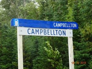 My buddy Jim's place of birth. Campbellton, NL